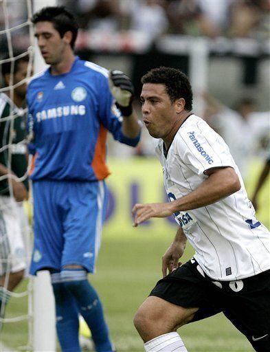 Ronaldo anota su primer gol desde su regreso al fútbol