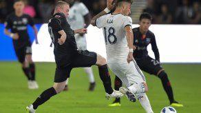 Inglés Wayne Rooney hace debut triunfal en la MLS