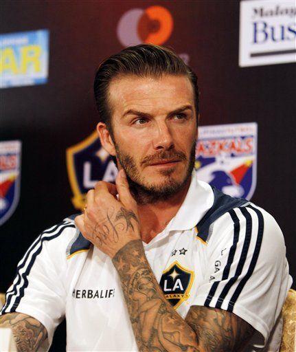 Beckham: Tengo que tomar una decisión importante