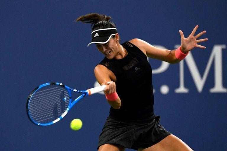 Muguruza se va por la puerta de atrás en segunda ronda del US Open