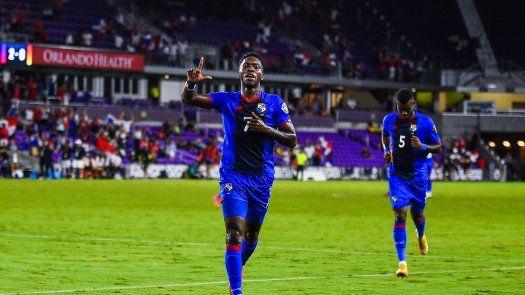 José Luis Rodríguez anotó dos goles en el cierre de la Copa Oro 2021