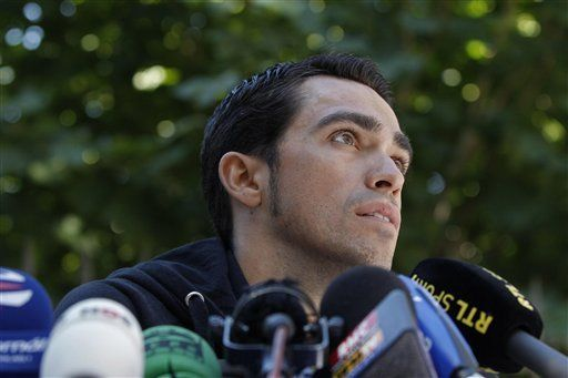 Tour: Se le agota el tiempo a Alberto Contador