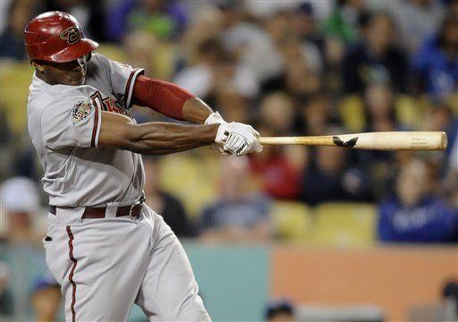 MLB: Diamondbacks 6, Dodgers 4; Upton pega doblete de 3 carreras