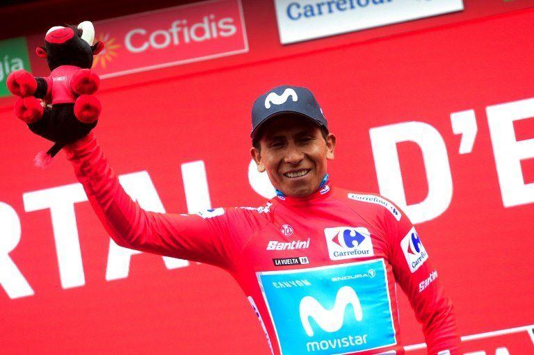 Quintana se viste de rojo en el Els Cortals dEncamp, Pogacar sorprende
