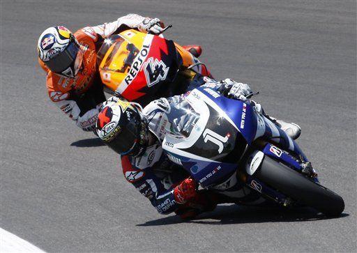 Moto GP: Lorenzo se impone en Italia y se acerca a Stoner
