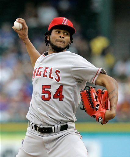 MLB: Angelinos 9, Rangers 6; Hunter pega par de jonrones