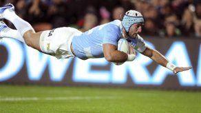 Nueva Zelanda vece a Argentina en rugby