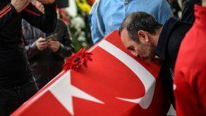 Funeral del halterófilo Naim Süleymanoglu en Estmabul