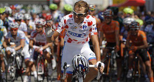 El Tour entra en la etapa más difícil en la montaña