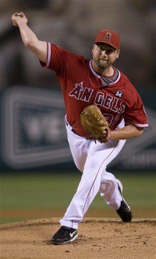 MLB: Angelinos 5, Rangers 0; Los Angeles sólo permite un hit