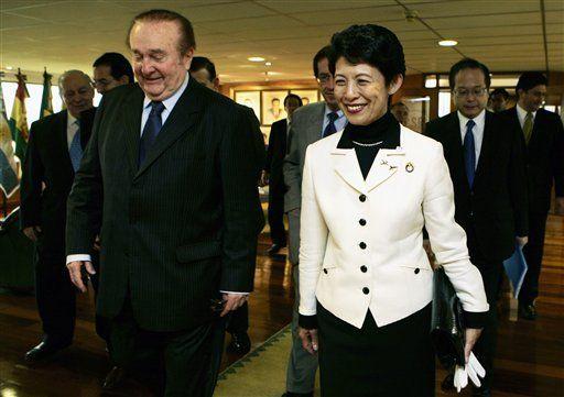 Princesa Takamado de Japón elogia fútbol sudamericano