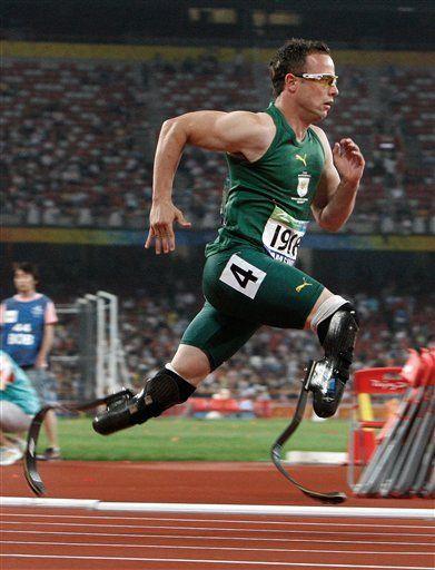 Pistorius se clasifica al mundial de atletismo