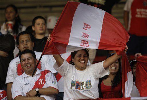 Mundial: Perú, orgulloso de encuentro que perdió con Argentina