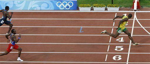 Bolt reafirma que es el rey de la velocidad