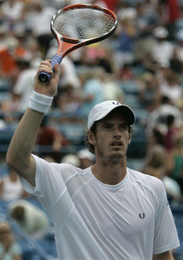 Murray elimina a Moyá y avanza a semifinales en Cincinnati