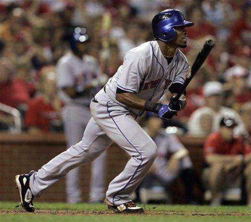 MLB: Mets 11, Cardenales 1; Reyes remolca tres, Delgado jonronea