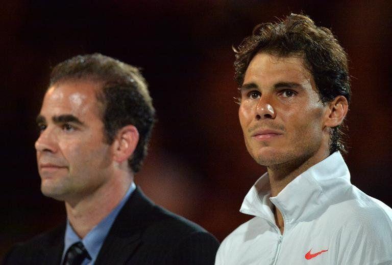 Nadal y Sampras jugarán en mismo equipo de nueva competición asiática
