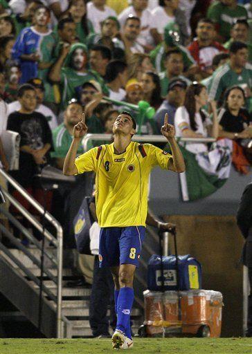 Mundial: Anchico y Córdoba novedades en Colombia