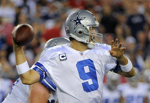 Romo y Cowboys esperan clasificarse a los playoffs