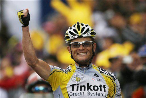 Kiryienka gana 19na etapa del Giro; Contador sigue de líder