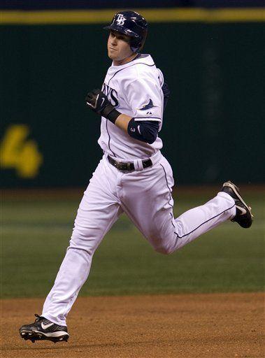 MLB: Rays 11, Orioles 4; Longoria pega 2 jonrones
