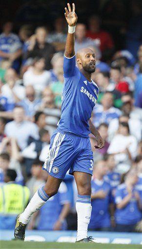 Anelka será transferido de Chelsea a Shanghai