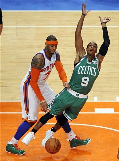 NBA: Knicks 106, Celtics 104; temporada comienza con dramatismo