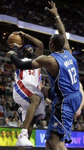NBA: Pistons 98, Magic 94; Hamilton anota 29 puntos