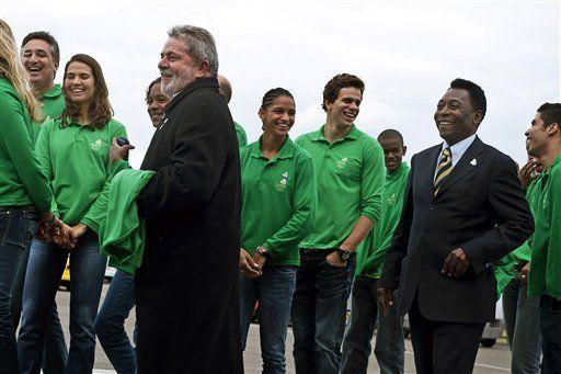 Lula dice que pidió a Obama viajar a Copenhague