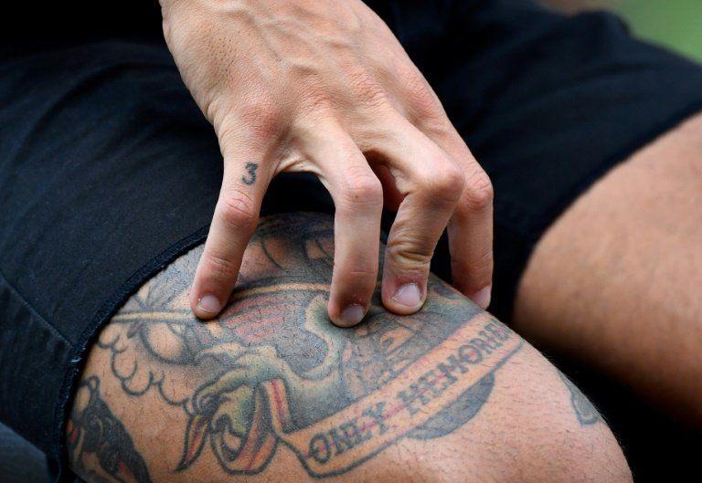 Daniel Ricciardo a través de sus tatuajes