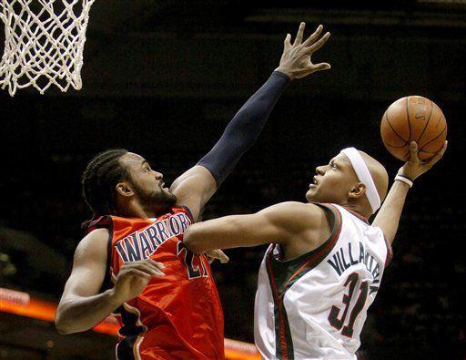 NBA: Bucks 127, Warriors 120