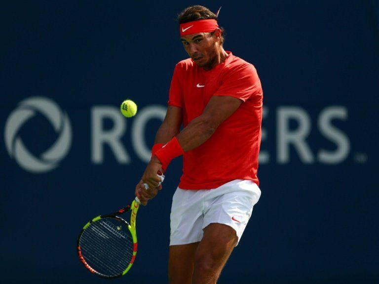 Nadal reina en Toronto a dos semanas del US Open