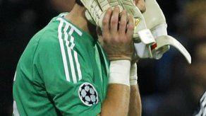 Real Madrid: Dudek será baja 6 semanas por fractura en mandíbula