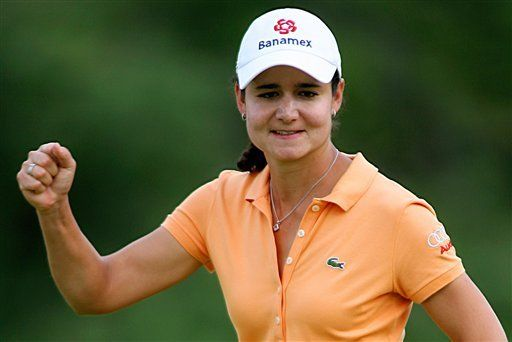 Ochoa se pone a la cabeza del golf de Ottawa