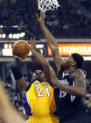 NBA: Kings 100, Lakers 91; Kings inician temporada con triunfo