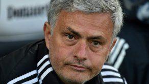 Mourinho critica la falta de clase del Manchester City