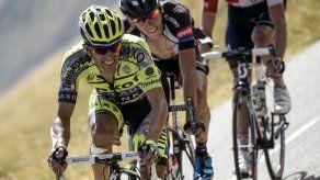 Contador: Tuve malas sensaciones y calambres