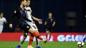 Rakitic sufre una lesión muscular y no estará contra Inglaterra