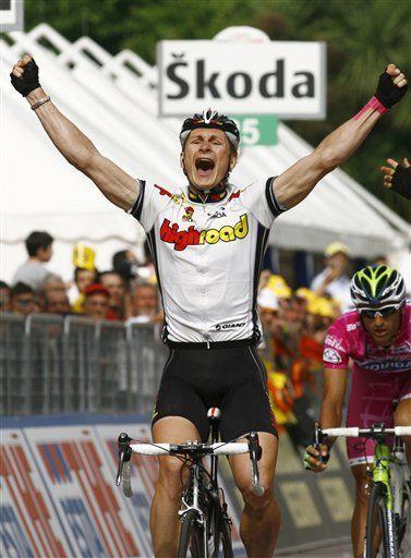 Greipel gama 17ma etapa del Giro