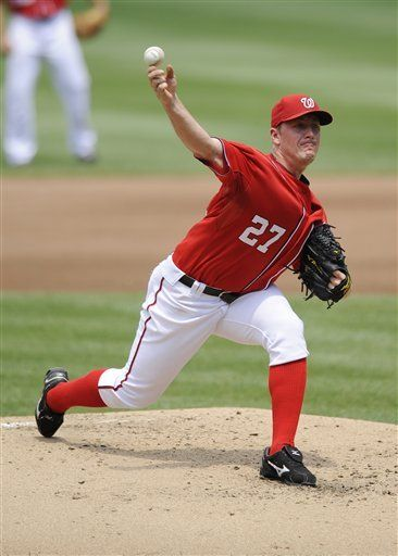 MLB: Nacionales 2, Rockies 0; Zimmermann blanquea y gana