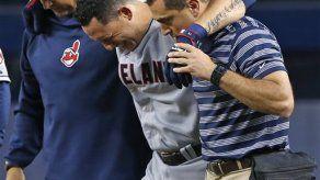 Asdrúbal Cabrera sufre lesión en cuádriceps