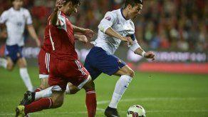 Cristiano salva a Portugal que gana 1-0 a Armenia