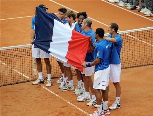Davis: Francia se suma a Argentina en semifinales
