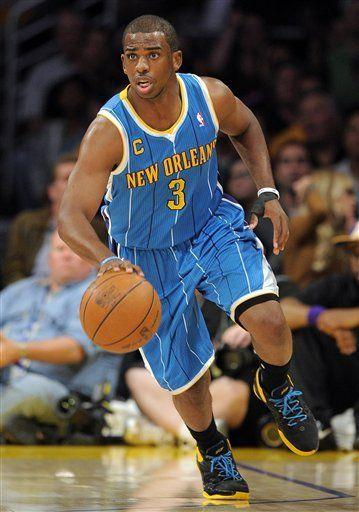 NBA no aprobará canje de Paul a Lakers