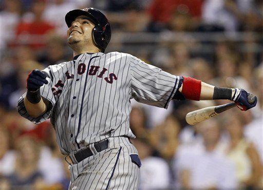 MLB: Cardenales 9, Piratas 1; Berkman y Molina batean jonrones
