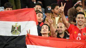 Egipto y Sudáfrica