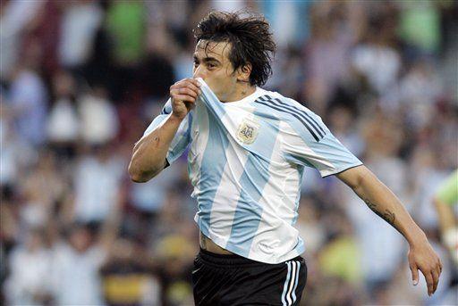 Argentina vence 1-0 a Cataluña en amistoso