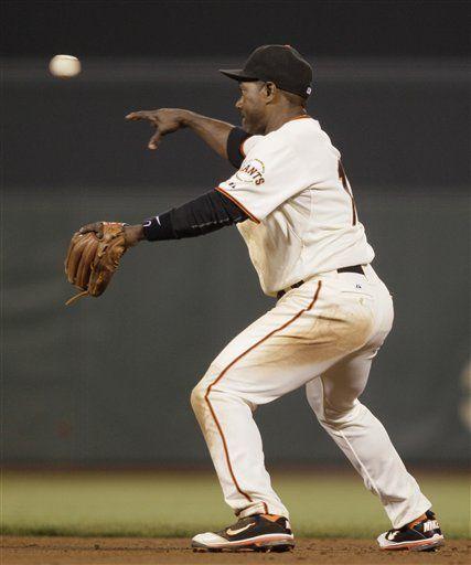MLB: Padres 5, Gigantes 3; Maybin impulsa tres carreras