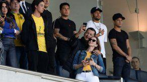 Neymar se siente bien