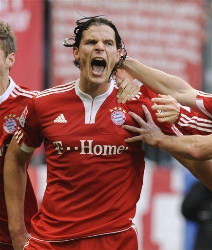 Bayern Munich supera 2-1 al Francfort en Bundesliga